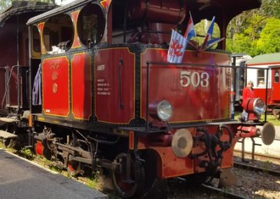 accordeoniste - eure - petit train pacy sur eure 27