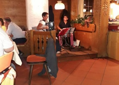 accordeoniste restaurant rottenbach 2018